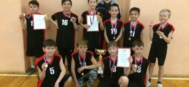 Новые звезды учалинского баскетбола