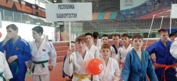 Всероссийский турнир по дзюдо в Челябинске