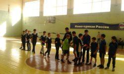 Первенство города и района по мини-футболу