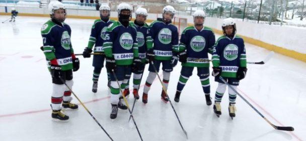 Первенство Челябинской области по хоккею