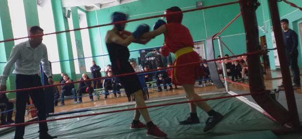 Первенство ДЮСШ по боксу