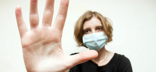 Профилактика заражения вирусными инфекциями