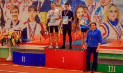Учалинский бегун —  сильнейший в России