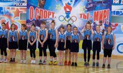 Первенство Республики Башкортостан по баскетболу сред девушек до 15 лет.